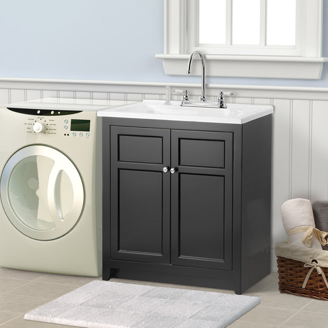 Conyer Laundry Sink Vanity by Foremost - contemporary - laundry room -