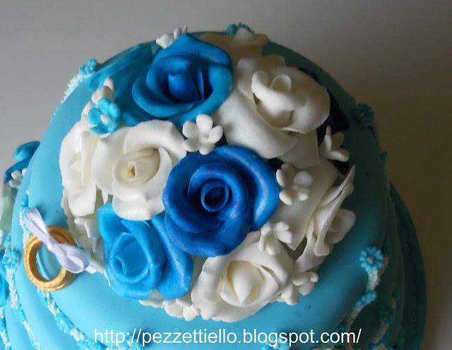 (PDZ-SAP) Nozze in azzurro