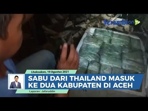 BREAKINGNEWS, BNN RI Tangkap Jaringan Sabu Internasional di Aceh, Sebanyak 324 Kilogram Disita