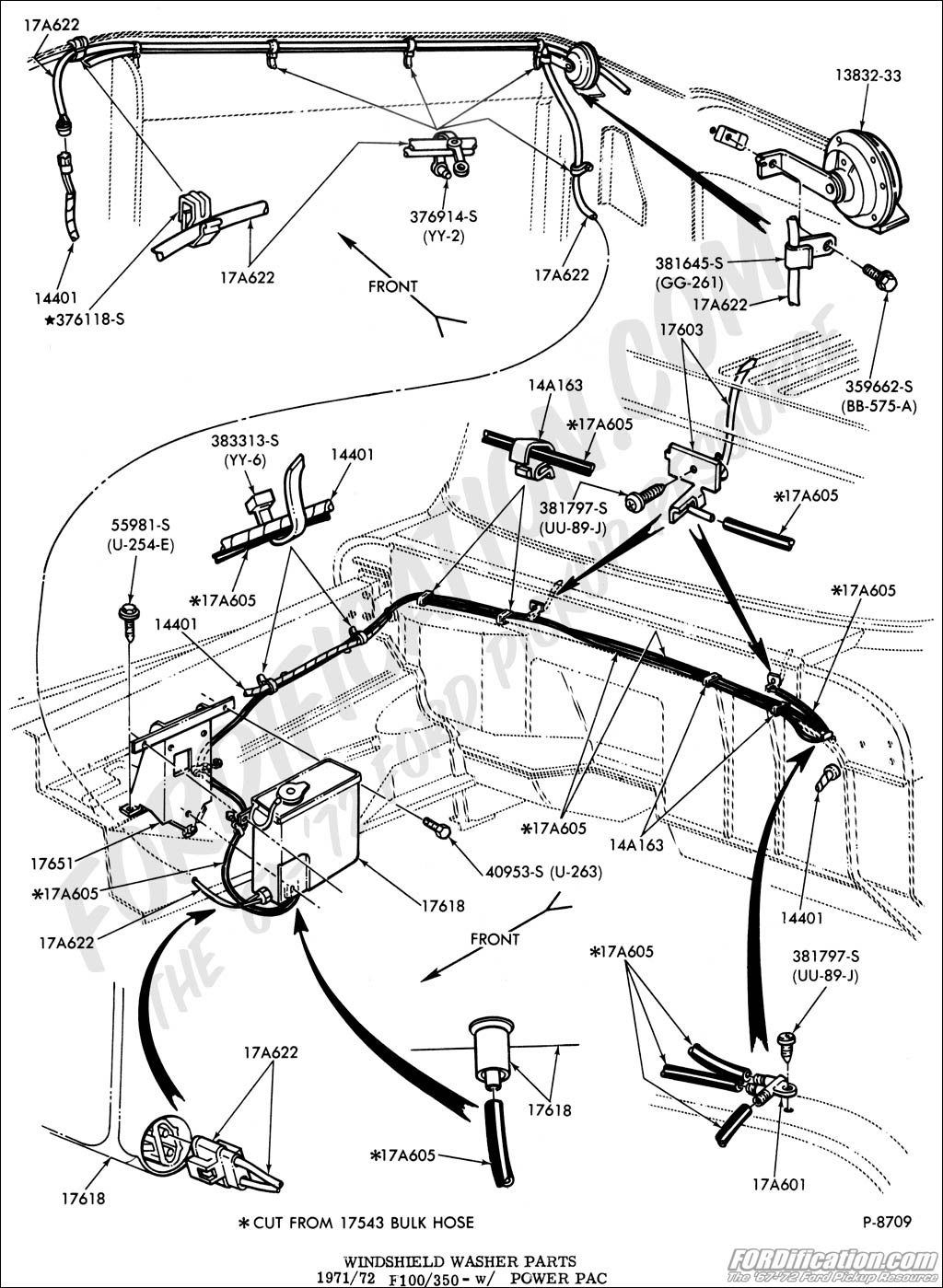 2000 Ford F150 Brake Line Diagram - Wiring Diagram Source