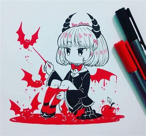 atibuchuan instagram anime art manga art drawings