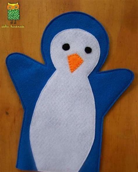 keceden penguen kuklasi yapimi okul ev etkinlikleri