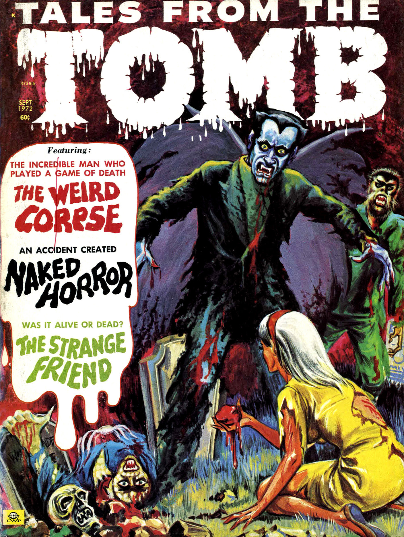 Tales from the Tomb - Vol. 4 #4 (Eerie Publications, 1972)
