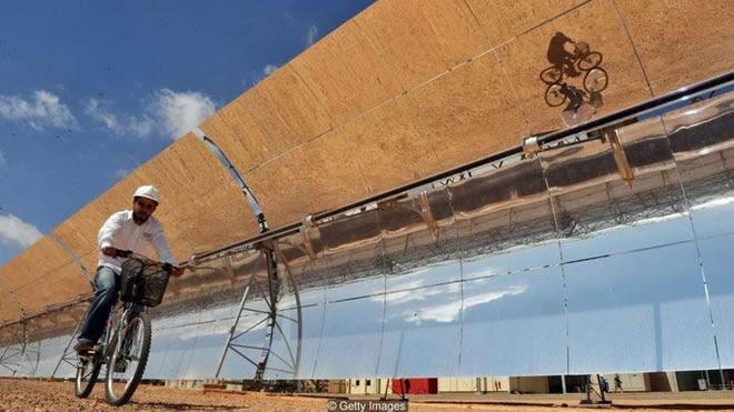 usina energia solar