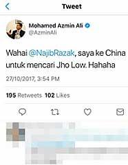 azmin-ali-tweet-ms-1