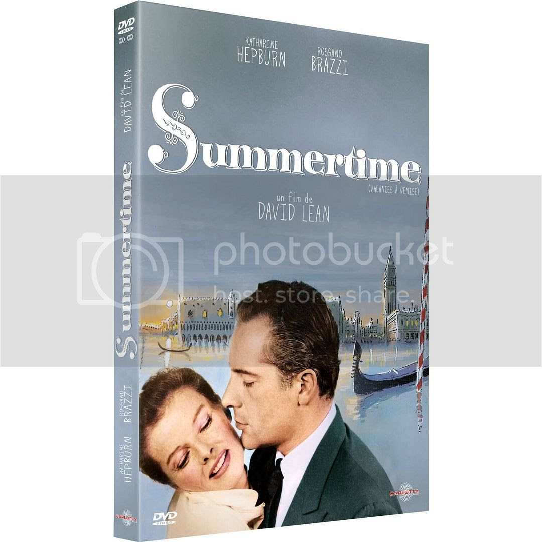 Vacances à Venise Summertime David Lean CINEBLOGYWOOD