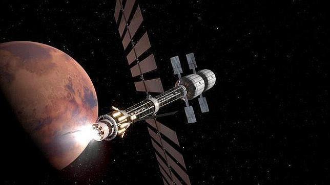 Un espectacular vídeo de Boeing muestra cómo será el primer viaje a Marte