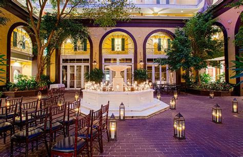 Hotel Mazarin   New Orleans & French Quarter Weddings