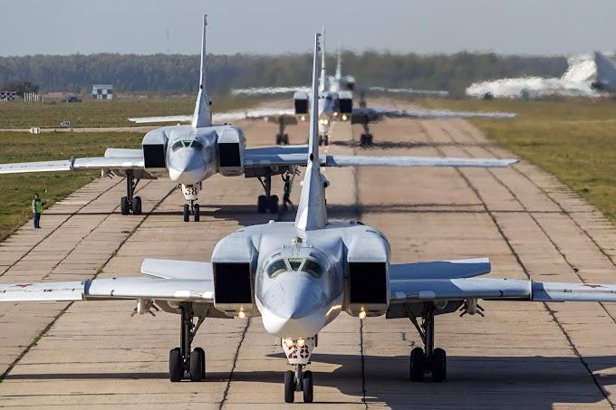 Esses perigosos bombardeiros russos não serão aposentados tão cedo