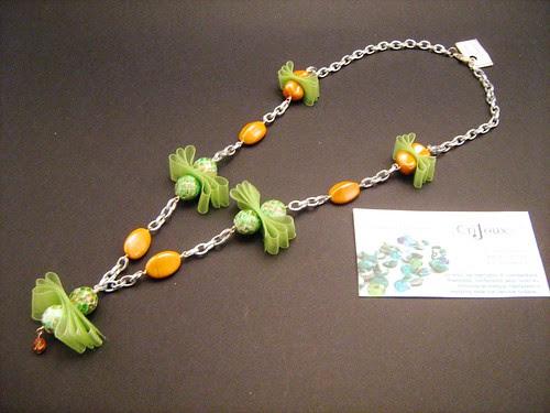 Fiocchi verdissimi by Cristina Crijoux