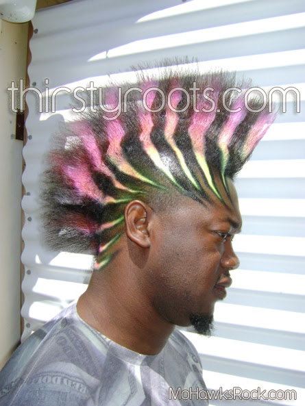 MOHAWK HAIRSTYLES FOR MEN BLACK Madison, ehow contributor france show why he is allowed in designs I wanted to look for