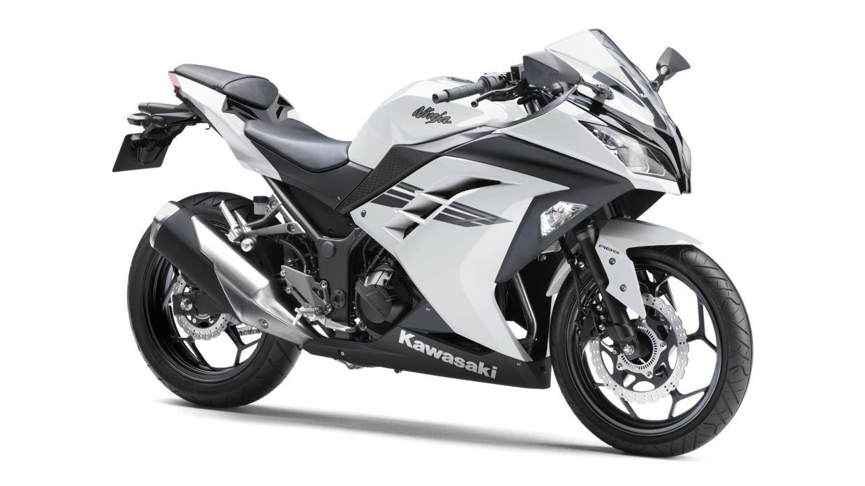 Kawasaki Ninja 300 White Motorcycles For Sale