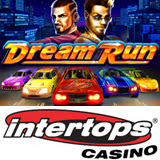 Intertops Casino New Adrenaline Fuelled Dream Run Slots Game has Two Bonus Games