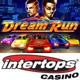 Intertops Casino New Adrenaline Fuelled Dream Run Slots Game has Two Bonus Games