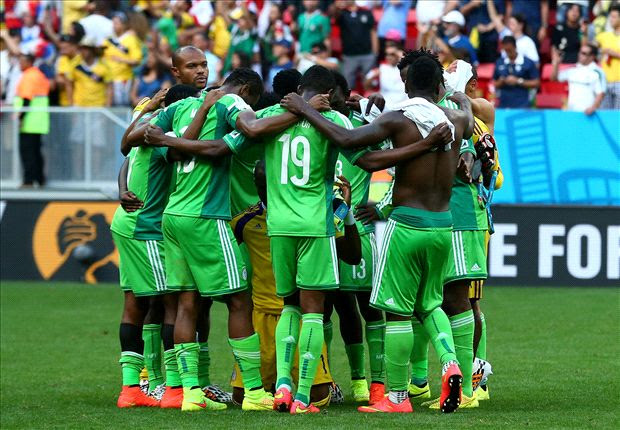 Nigeria Football Federation suspended by Fifa