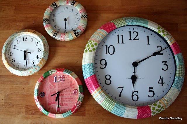 Group of clocks