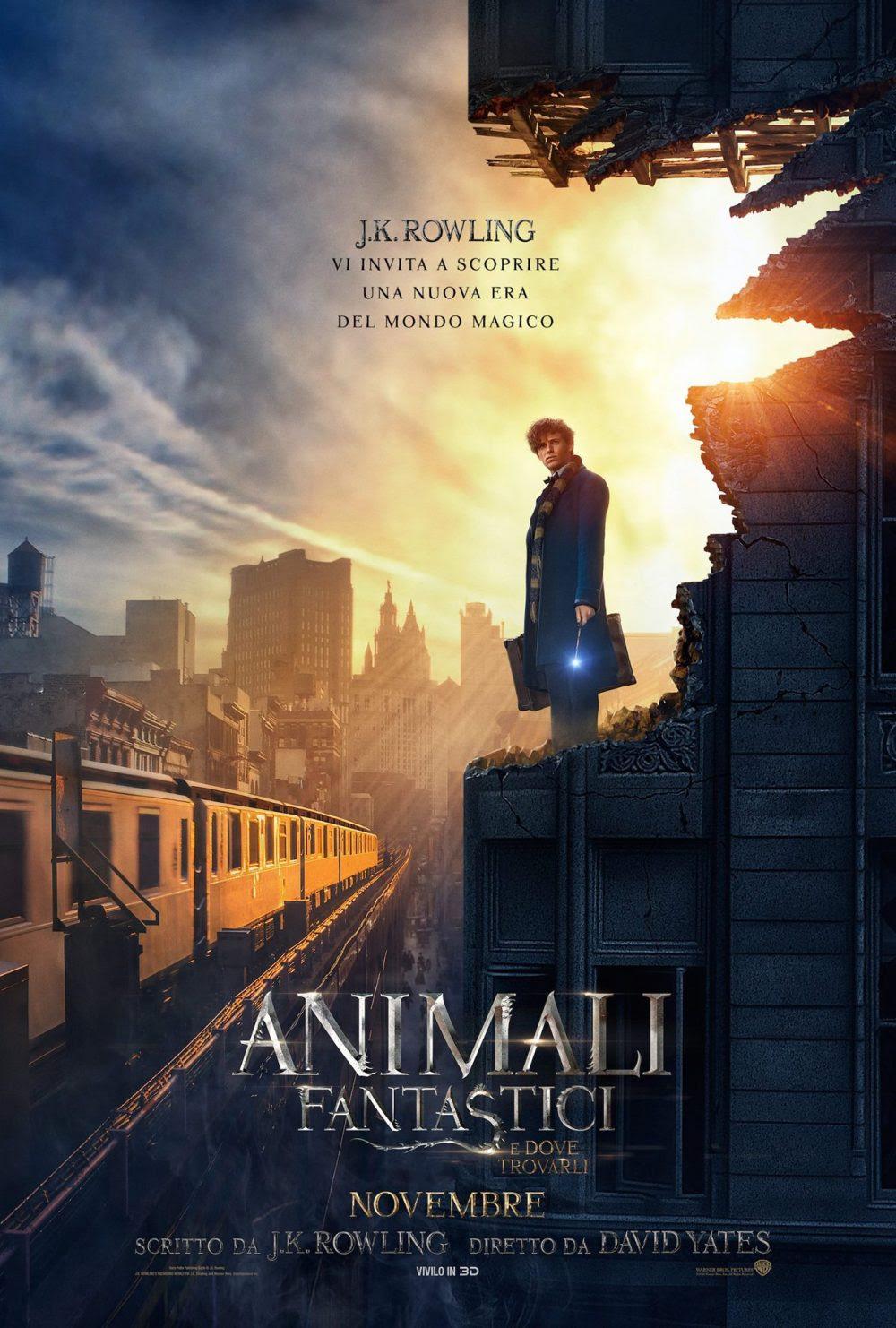 Risultati immagini per poster animali fantastici