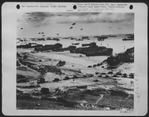 D-Day War Theatre