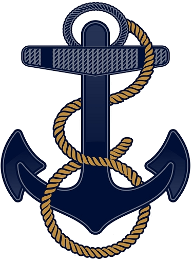 Image result for navy football anchor logo