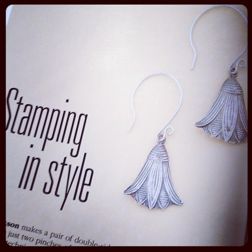 Design by Jill Erickson from the book Stylish Jewelry Your Way.