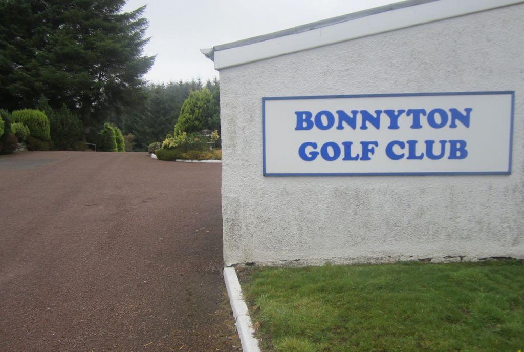 Bonnyton Golf Club near Glasglow was once a hub of Jewish social life. (Ben Sales/JTA)