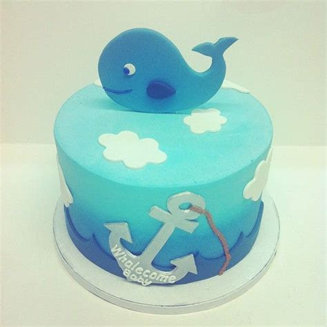 Best 25  Whale cakes ideas on Pinterest   Cakes, Simple