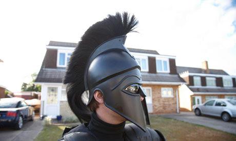 The Dark Spartan