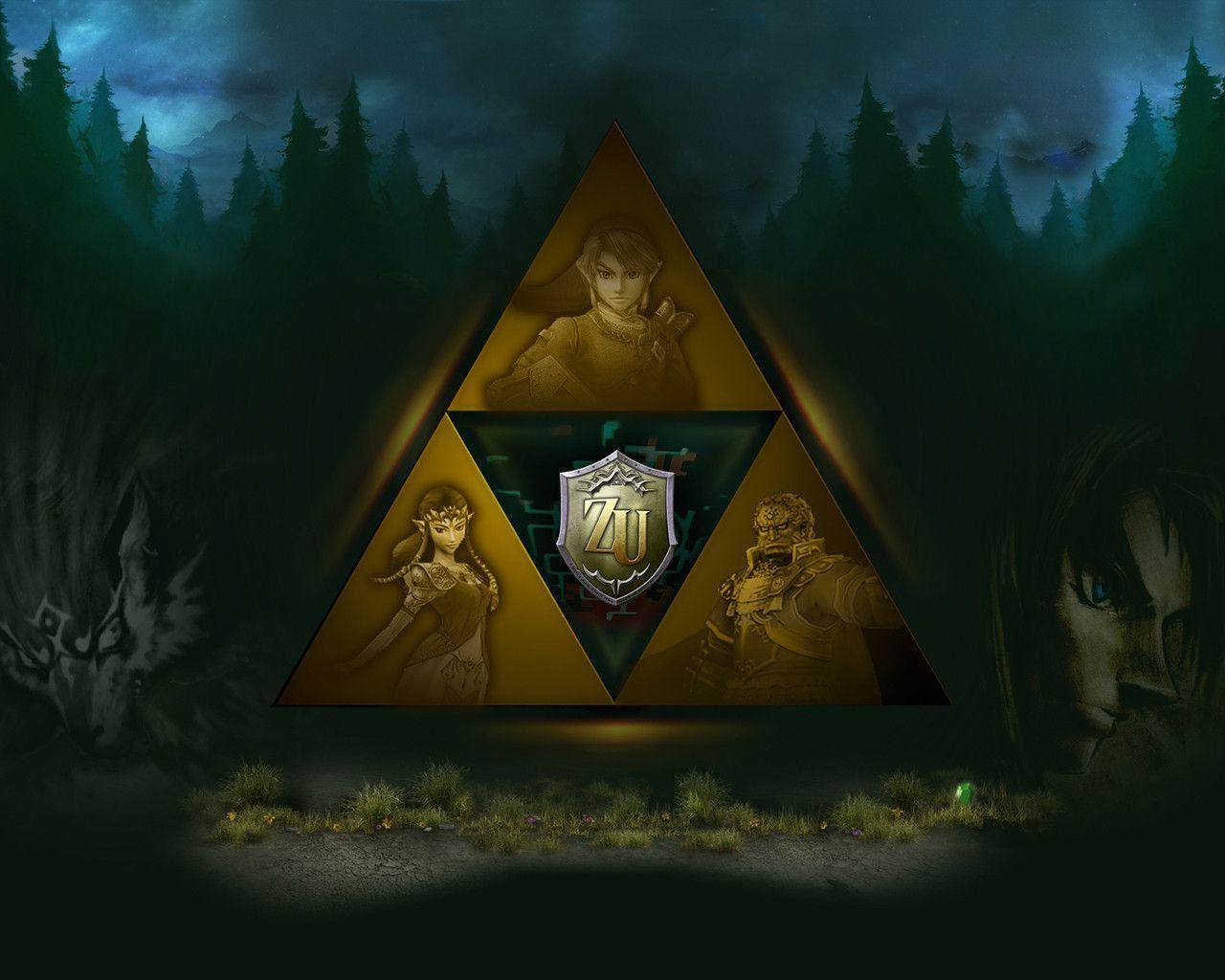 HD Zelda Wallpapers  Wallpaper Cave