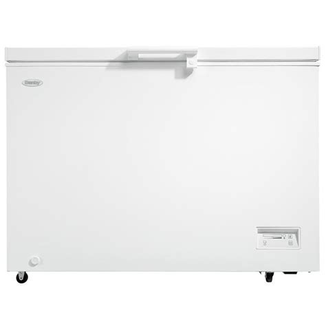 danby chest freezer  cu ft white rc willey