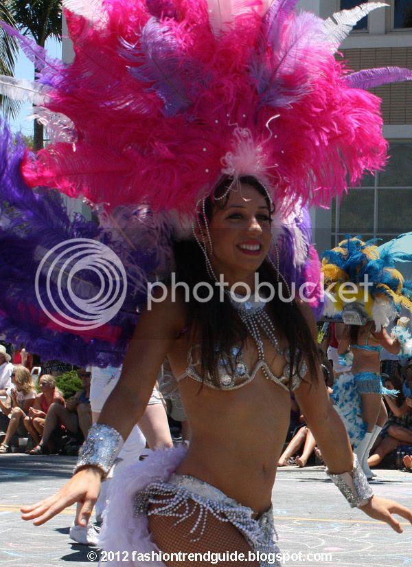 Santa Barbara Summer Solstice Parade 2012