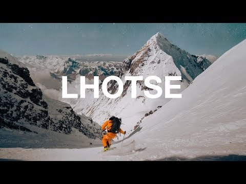 The Story Of Skiing Down Lhotse, The World's Fourth Highest Mountain