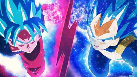 dragon ball super super saiyan blue   hd