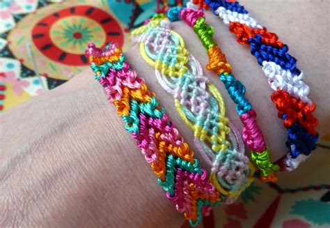 friendship bracelets hobbycraft blog