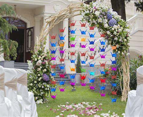 15 Creative and Unique Non Traditional Wedding Ideas