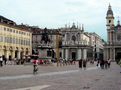 Piazza San Carlo - Torino