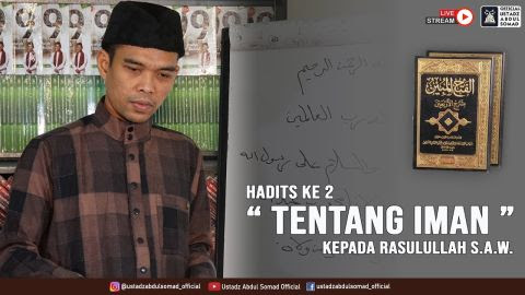LIVE STREAMING - Kajian Kitab Fathul Mubin ||TENTANG IMAN KEPADA RASULULLAH SAW ||Live - Pekanbaru