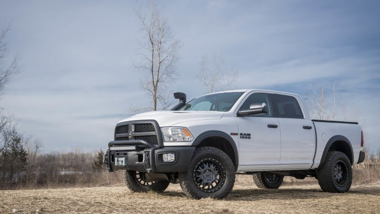 American Expedition Vehicles >> The AEV Recruit is a tough and capable Ram 1500, for a price
