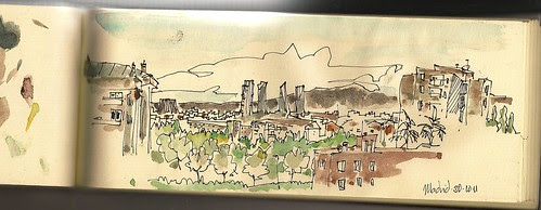Madrid desde mi ventana
