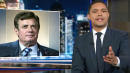Trevor Noah Blasts Paul Manafort For 'Resting Snitch Face'