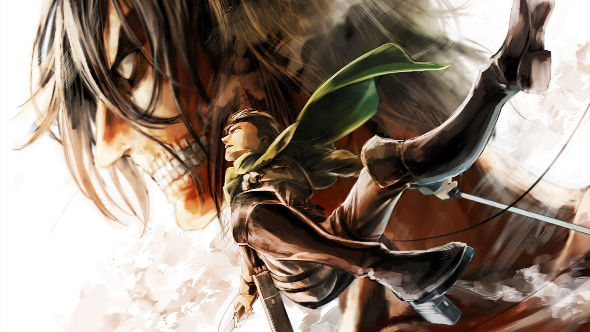 Attack On Titan Ios Wallpaper 76 Images