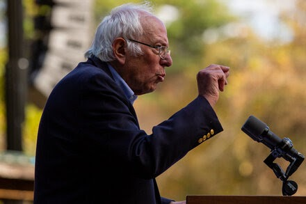 TREND ESSENCE:Atop the Powerful Budget Committee at Last, Bernie Sanders Wants to Go Big