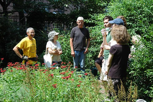 Wyckoff-Bond Community Garden