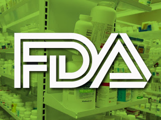 English: Logo of the U.S. Food and Drug Admini...