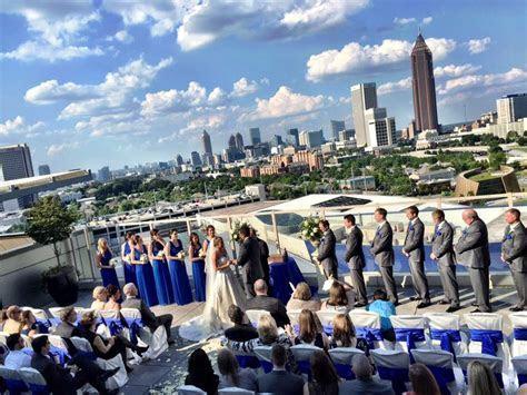 Ventanas Rooftop Venue   Wedding Venue in Atlanta, GA