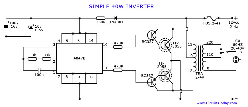 3 cfl ups inverter circuit diagram circuit diagram images 3 cfl ups inverter circuit diagram simple inverter circuit diagram 3 cfl ups inverter asfbconference2016 Gallery