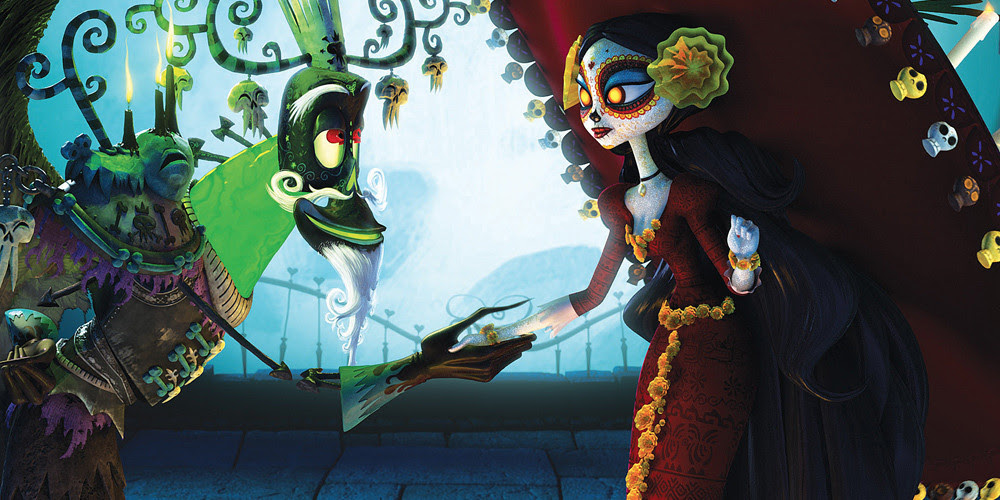 The Book Of Life Is Full Of Beautiful Imagination Zimbio Film