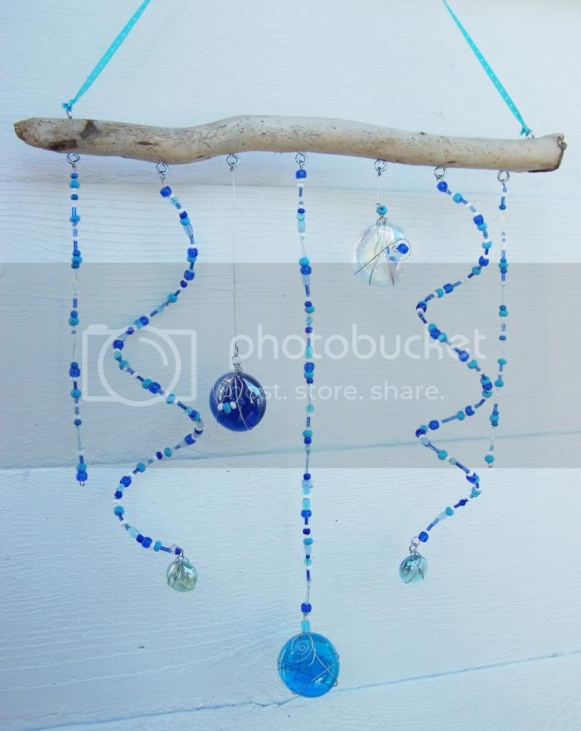 madebyjoey: making a bead mobile