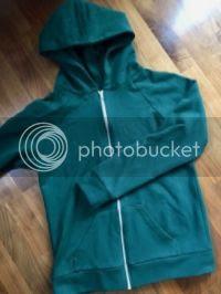 Green McCalls 6614 Mens Hoodie