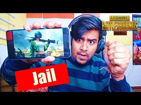 Jail for Playing PUBG ?