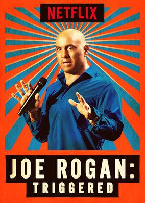 Joe Rogan: Triggered